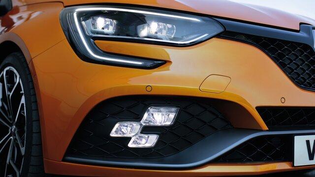Renault - MEGANE R.S. – Tartozékok