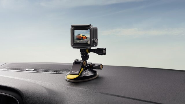 Renault - MEGANE R.S. - Accessories - R.S. Sport Camera Mount