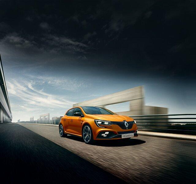 Renault - MEGANE R.S. - Technische fiche