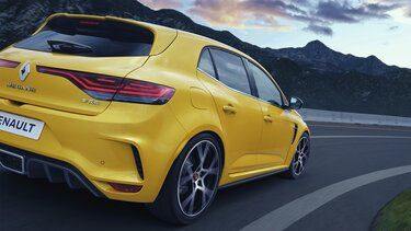 MEGANE R.S. Trophy wheel rims