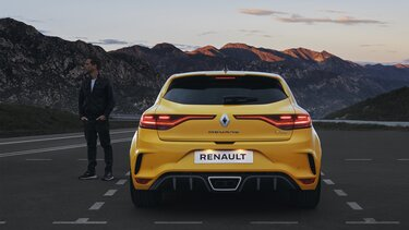 Renault MEGANE R.S. Throphy