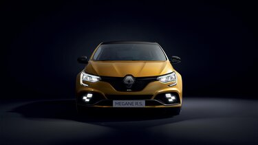 MEGANE R.S. technical data