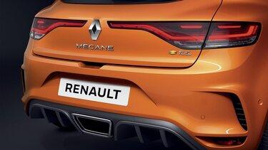 MEGANE R.S. exterior rear end
