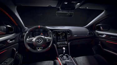 Intérieur - planche de bord - Renault MEGANE R.S.