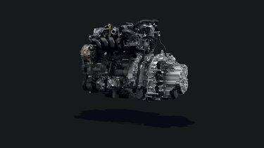 MEGANE R.S. – motor