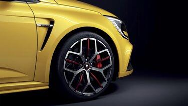 Renault MEGANE R.S. - a kompakt, sportos ferdehátú