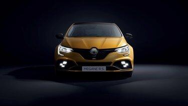 Renault MEGANE R.S. – die kompakte Sportlimousine