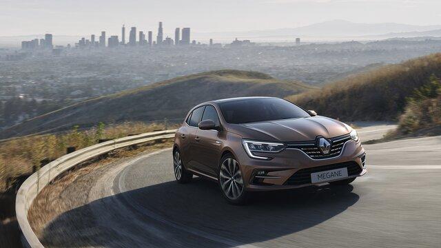 Nuevo Renault MEGANE berlina compacta