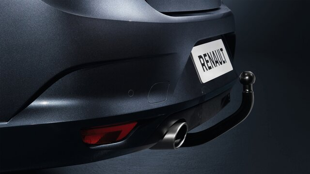 MEGANE Grand Coupe removable towbar