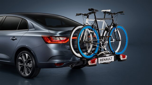 MEGANE Grand Coupe bicycle rack