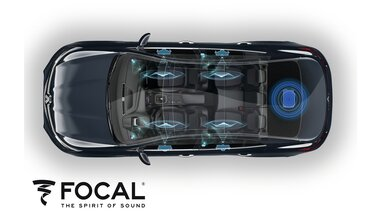 MEGANE Sedan pack focal