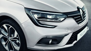 MEGANE Grand Coupe headlights