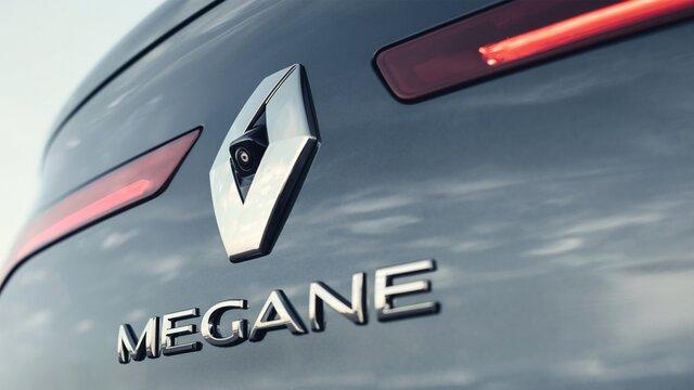 Exteriér vozu MEGANE Sedan