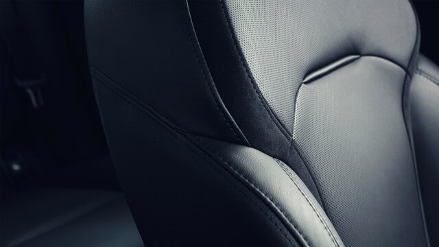 MEGANE Grand Coupe interior leather