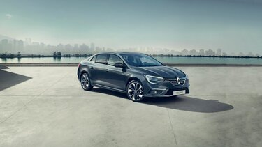 MEGANE Grand Coupe saloon exterior