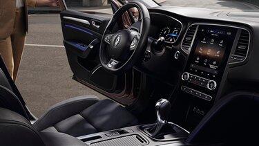 Új RenaultMEGANE GrandCoupé - motorválaszték