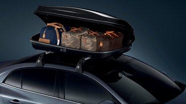 Bagageira de tejadilho rígida - MEGANE Grand Coupe