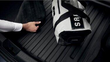 Obojstranná vaňa batožinového priestoru ‒ MEGANE Sedan