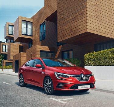 Noul Renault MEGANE Sedan