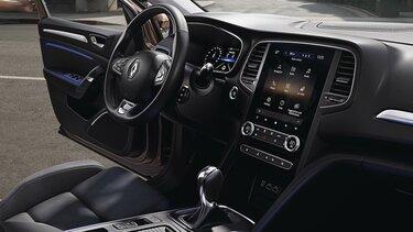 Post de conducere modern Noul MEGANE Sedan