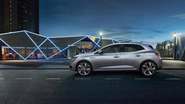 Renault Megane Privatleasing