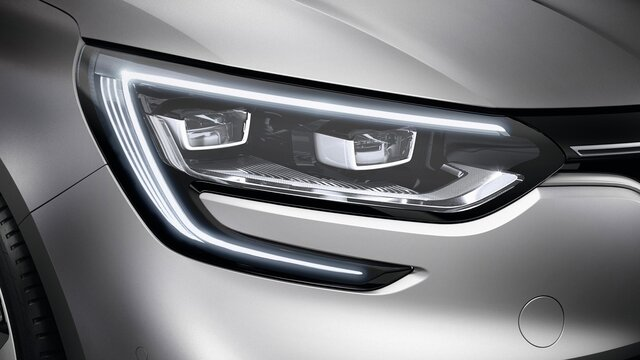 MEGANE headlights