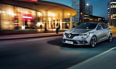 Renault Megane privatleasing
