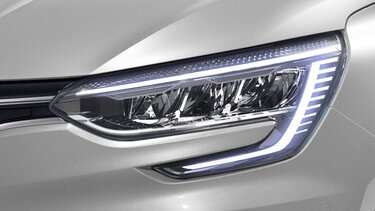 MEGANE C-Shape headlights