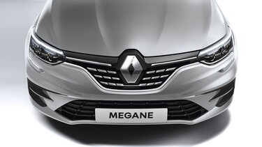 MEGANE saloon exterior front end