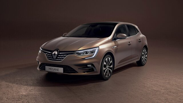 Nowe Renault MEGANE kompaktowy hatchback