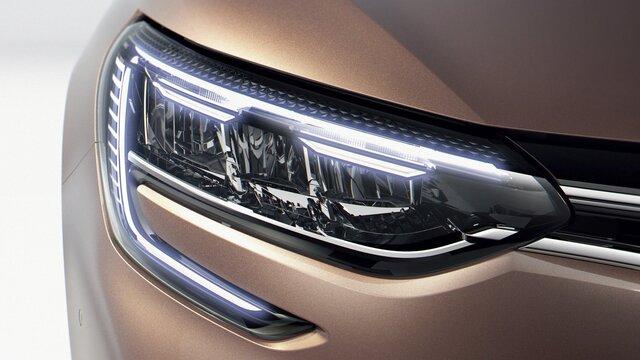 Die neue Limousine Renault MEGANE