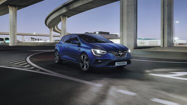 All-New MEGANE R.S. Line compact saloon