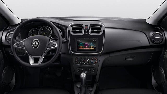 Renault SANDERO - Equipamiento