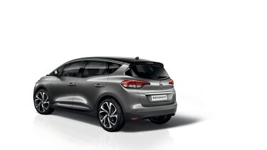 Renault SCENIC Black Edition  3D coté arrière
