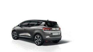 Renault SCENIC Black Edition 3D achterkant