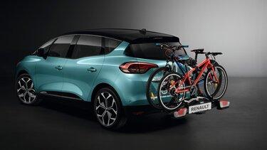 Renault SCENIC Fahrradträger für die Anhängerkupplung