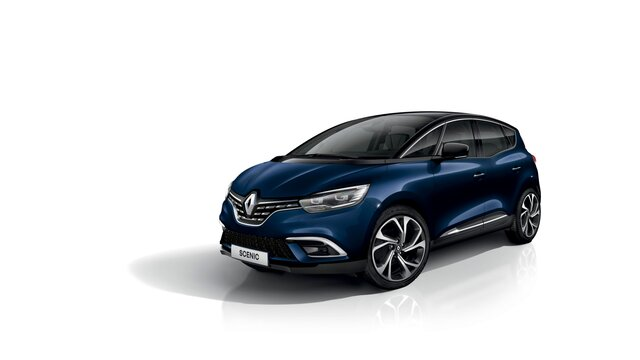 Renault SCENIC 3D