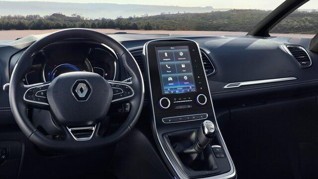 Renault SCENIC - MULTI SENSE