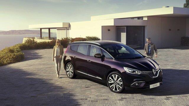 Renault SCENIC INITIALE PARIS Außendesign