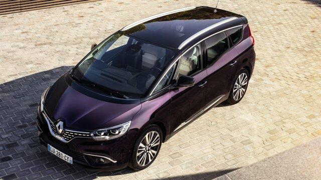 Renault SCENIC INITIALE PARIS Außendesign, Dach