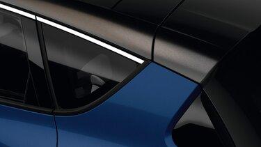 Renault SCENIC tweekleurige carrosserie