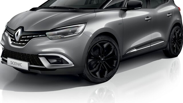 Renault SCENIC Black Edition phares