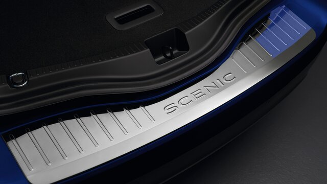 Renault Scénic Umbral de maletero
