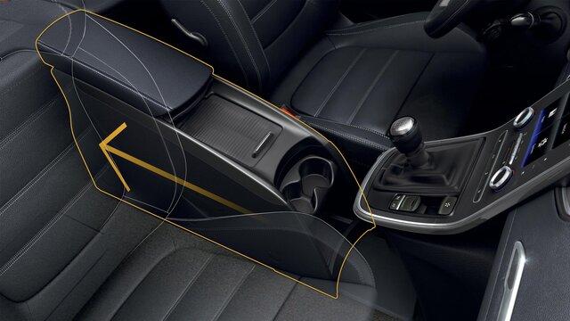 Renault SCENIC intérieur