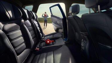 Sedile di Renault SCENIC