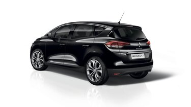 Renault SCENIC in Schwarz