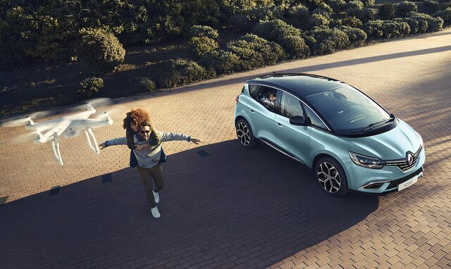 Renault Scénic accesorios