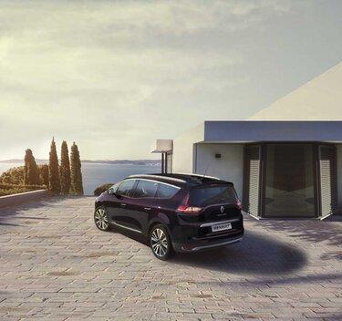 Renault SCENIC INITIALE PARIS - Heckansicht