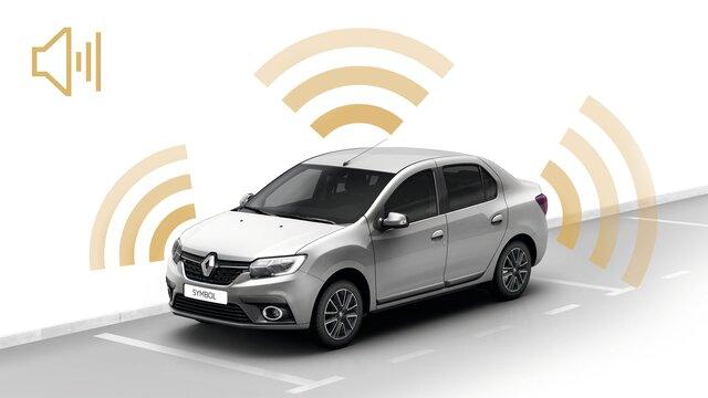 Renault SYMBOL Alarm