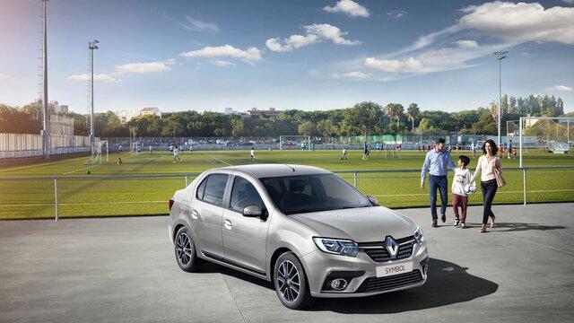 Renault SYMBOL ön yüz
